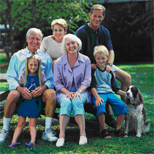 Семья. Семейные отношения