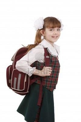 Школьный ранец для первоклассников