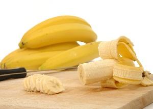 Моя еда - моё лекарство. Банан