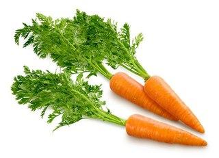 Моя еда - моё лекарство. Морковь