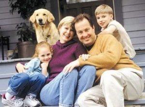 Семья. Дети. Семейный уют