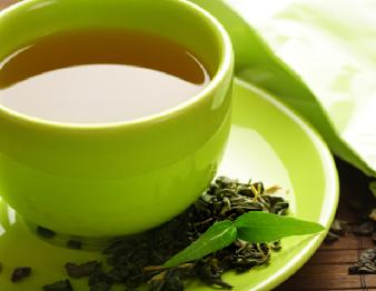 Моя еда - моё лекарство. Зелёный чай