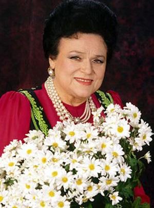 Людмила Зыкина. Королева русской песни