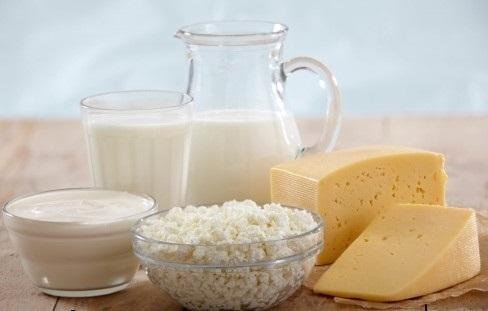 Моя еда - моё лекарство. Молочные продукты