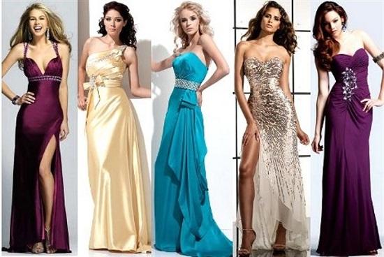 Платья для выпускного вечера