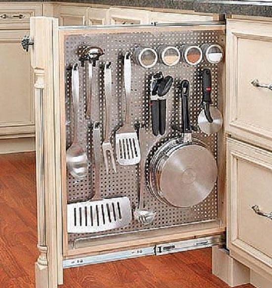 Важные мелочи в интерьере кухни