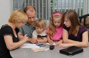 Пятый день тренинга «Основы семейного бюджета»