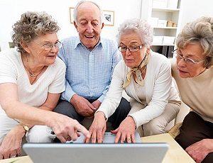 Укрепление здоровья в пожилом возрасте
